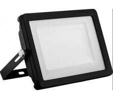 Прожектор светодиодный ДО-100w 6400К 9500Лм IP65 черный (LL-922)