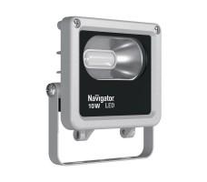 Прожектор светодиодный ДО-10w 4000К 600Лм IP65 (71312 NFL-M)