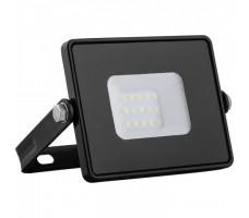 Прожектор светодиодный ДО-10w 4000К 950Лм IP65 черный (LL-918)