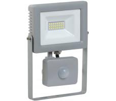 Прожектор светодиодный ДО-20w с ИК датчиком 6500К 1600Лм IP44 (СДО07-20Д)