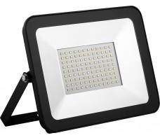 Прожектор светодиодный ДО-100w 6400К 9000Лм IP65 черный (SFL90-100)