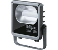 Прожектор светодиодный ДО-30w 4000К 1800Лм IP65 (71316 NFL-M)