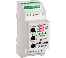 Реле напряжения РНПП-311M трехфазное регулируемоеdip-переключение выбора режимов крепление на DIN-рейку ЕЛ11-13 24В (3425602311)