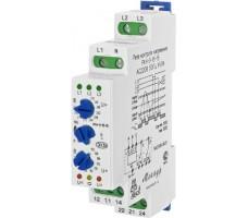 Реле контроля напряжения РКН-3-15-15 220В (4640016933945)