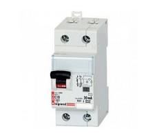 Дифференциальный автомат Legrand 2-полюсный 10А 30мА