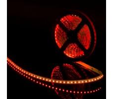 Светодиодная лента открытая красного свечения 3528 600 LED, IP 20, 9,6 Вт/м, 12V