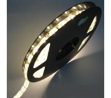 Светодиодная лента герметичная белого теплого свечения 5050 300 led, IP65, 14,4 Вт/м, 24V