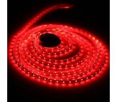 Светодиодная лента открытая красного свечения 5050 300 led, IP 20, 14,4 Вт/м, 12V