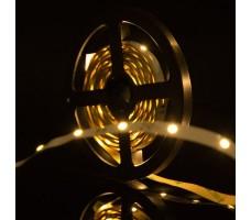 Светодиодная лента открытая белого теплого свечения 5050 150 LED, IP 20, 7,2 Вт/м, 12V