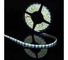 Светодиодная лента герметичная белого свечения 3528 300 LED, IP 65, 4,8 Вт/м, 12V