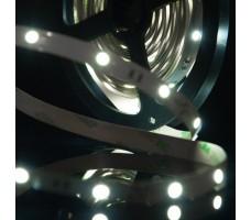 Светодиодная лента открытая белого холодного свечения 5050 150 LED, IP 20, 7,2 Вт/м, 12V