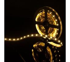 Светодиодная лента открытая белого теплого свечения 5050 300 LED, IP 20, 14,4 Вт/м, 12V