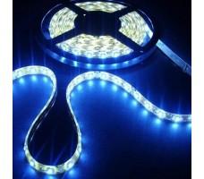 Светодиодная лента открытая белого холодного свечения 5050 300 LED, IP 20, 14,4 Вт/м, 24V