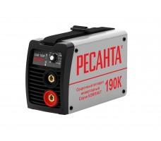 Сварочный аппарат инверторный САИ190К(компакт) Ресанта