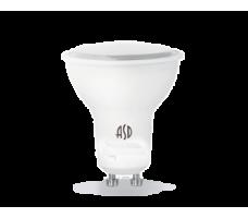ЛАМПА СД LED-JCDRC-STD 5.5ВТ 230В GU10 4000К 495ЛМ ASD