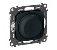 Светорегулятор 300Вт. Valena Allure (антрацит)