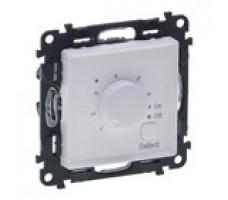 Терморегулятор для теплого пола Valena Life с лицевой панелью (белый)