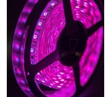 Светодиодная лента герметичная многоцветная, 5050 600 LED, IP 65, 28,8 Вт/м, 24V