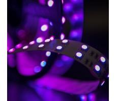 Светодиодная лента открытая многоцветная 5050, 600 LED, IP 20, 28,8 Вт/м, 24V
