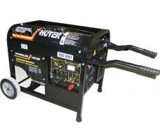 Электрогенератор РЕСАНТА DY6500LXW с функцией сварки, с колёсами