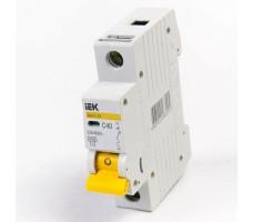 Выключатель автоматический однополюсный 16А C ВА47-29 4.5кА IEK