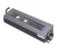 Блок питания для светодиодной ленты 12В, 12,5А, 150Вт, IP67, влагозащищенный в металлическом корпусе