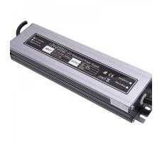 Блок питания для светодиодной ленты 12В, 16,66А, 200Вт, IP67, герметичный в металлическом корпусе
