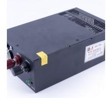 Блок питания для светодиодной ленты 12В, 800Вт, 66А, IP20, корпус из перфорированного металла