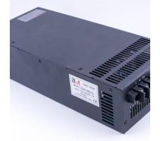 Блок питания для светодиодной ленты 12В, 1000Вт, 83,33А, IP20, корпус из перфорированного металла