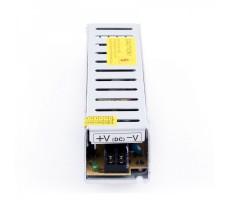 Блок питания для светодиодной ленты 12В, 5А, 60Вт, IP20, компактный (узкий)