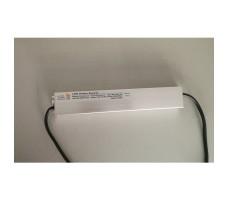 Блок питания для светодиодной ленты 12В, 200Вт, IP67, ультратонкий защищенный в металлическом корпусе, XTW-200-12