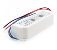 Блок питания для светодиодной ленты 12В, 3А, 40Вт, IP67, герметичный в пластиковом корпусе