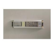 Блок питания для светодиодной ленты 12В, 120Вт, IP20, ультратонкий в металлическом корпусе, XT-120-12