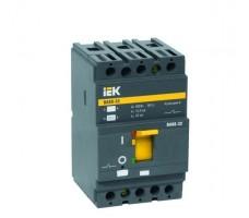 Выключатель автоматический IEK ВА 8833 160А 35кА 4-п купить в Москве