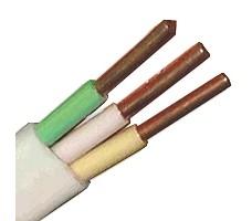 Провод установочный ПУНП (ПБПП) 3х1,5