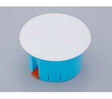 Коробка распаячная ГСК с/п D=80мм, Н=45мм
