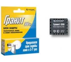 Блок защиты галогенных ламп и ламп накаливания «Гранит» БЗ-300