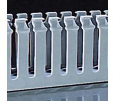 Короб перфорированный TD 25x25 серый QUADRO