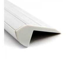 Профиль для светодиодной ленты встраиваемый для ступеней 2м STEP 2744