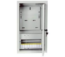 Щит учетно-распределительный встраиваемый ЩУРв-3/12зо-1 IP31 замок окно 550х320х165