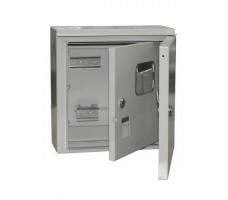 Щит учетно-распределительный навесной ЩУРн-3 IP54 ЩУ-3 2 двери