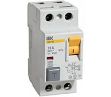 Выключатель дифференциального тока (УЗО) 2п 40А 30мА ВД1-63 А