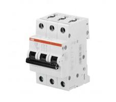 Автоматический выключатель ABB S203 C50