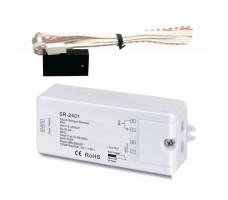 Выключатель, сенсорный датчик реагирующий на касание с функцией диммирования 12-24V SR-2401B i-touch dimmer