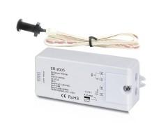 """Выключатель ИК, сенсорный датчик """"взмах руки"""" с функцией диммирования 12-36V SR-2005 New dimmer"""