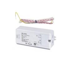 Выключатель ИК, сенсорный датчик с функцией диммирования 12-24V SR-2402 Metal-touch dimmer