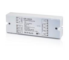 RGB усилитель контроллера светодиодной ленты 12-36VDC 4*8A ES-3002