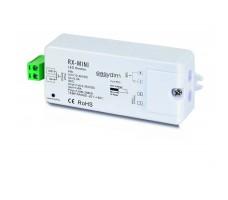 Диммер для светодиодных лент RF 12-36VDC 1*8А RX-MINI