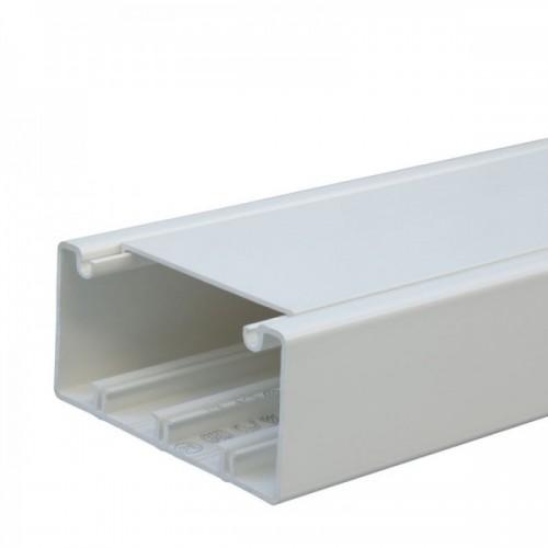 Кабель-канал DLP 50x80 мм с гибкой крышкой