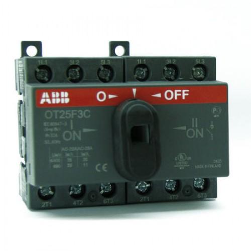 рубильник ABB OT40F3C